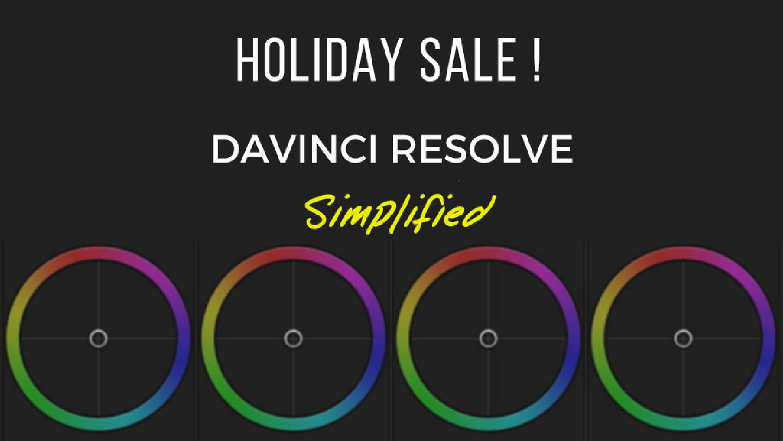 Davinci Resolve Simplified