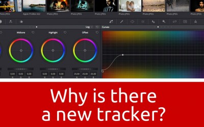 DaVinci Resolve 12.5 – Why Is There A New Tracker? And What's New?