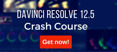 Davinci Resolve 12.5 crash course