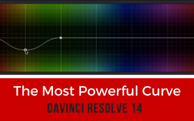 Master Resolve's most powerful curve in less than 5 minutes