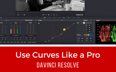 Use Curves Like a Pro (Desaturate first)