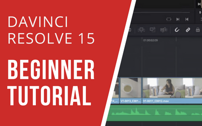 The Beginners Guide to DaVinci Resolve 15