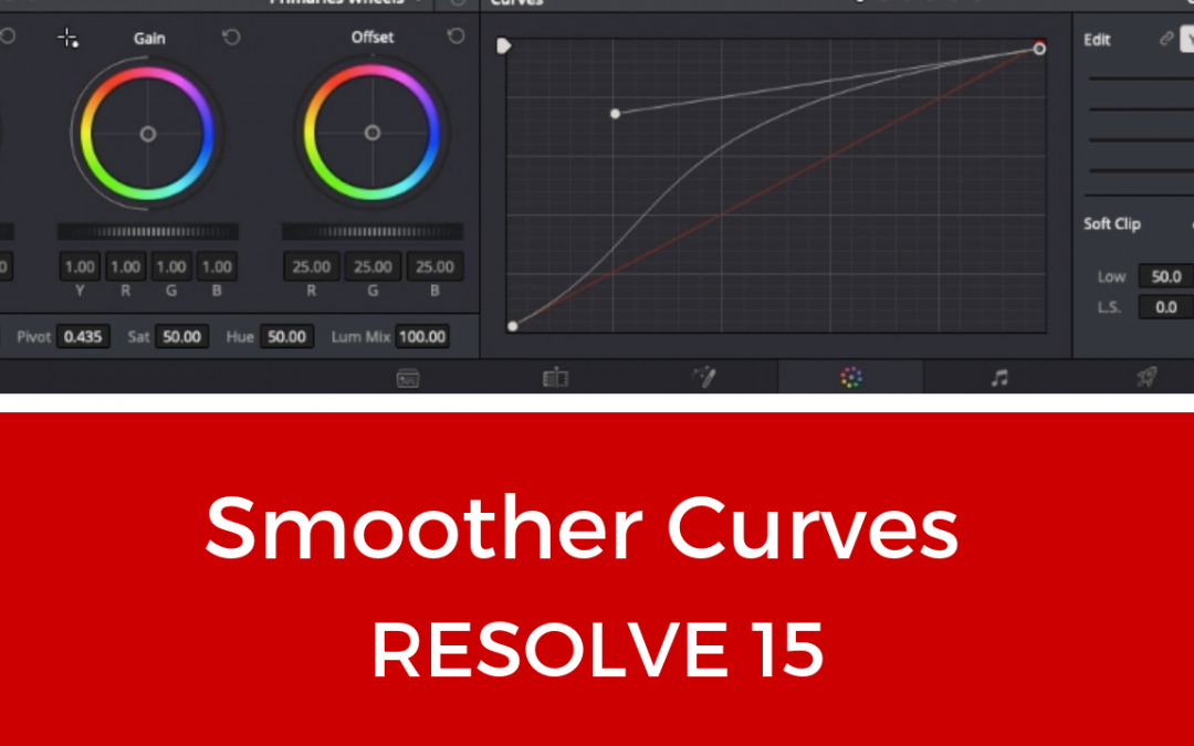 Little-known AMAZING RGB Curves Feature – DaVinci Resolve 15