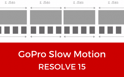 GoPro Slow Motion Settings in DaVinci Resolve