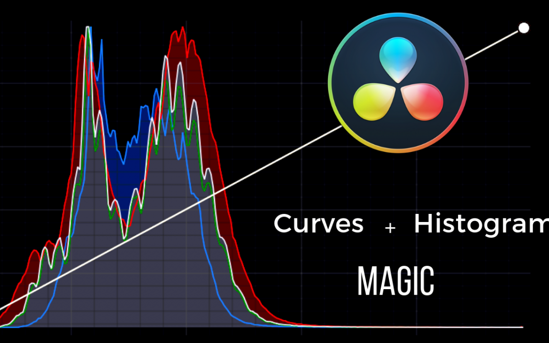 Curves + Histogram = MAGIC (DaVinci Resolve 16)
