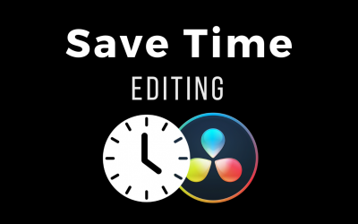 This is How You Save Hours Editing | DaVinci Resolve